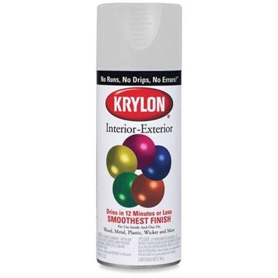 Krylon 1502 Flat White Spray
