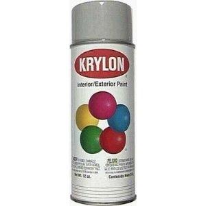 Krylon 1606 Pewter Gray